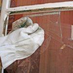 vitre double cassée